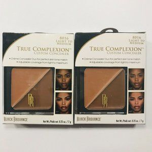Black Radiance True Complexion Concealer Duo #8016